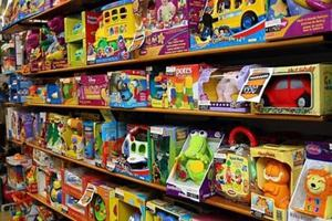 Comprar brinquedos no Paraguai